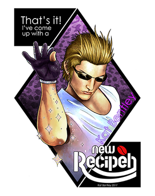 Ignis: I've Come Up With a New Recipeh! by KatVanGent