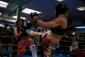 District Championship 2012 - Kickboxing by peatcher