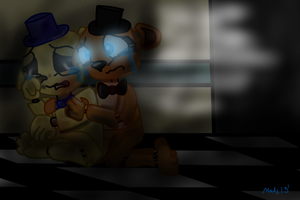 Truth behind the two Fazbears by ThatFreakyZephyr