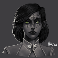 Commission -  Elyon by nickkaur