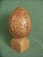 My woodcarving by Secerov