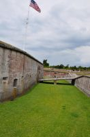 Fort Macon 2 by DandyStock