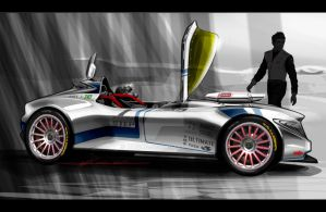 Concept RaceCar by magao