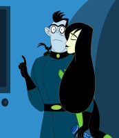 .:Drakken and Shego:. by Goosie-Boosie