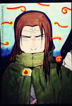 Strong Will: Neji by HimeWhiteEye