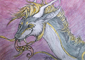Cenric .ACEO by silverybeast