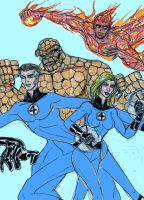 Fantastic 4 by theaven