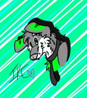 Ike Icon 1 by mindlessmutt