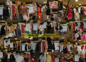 Tokyopop Soton Cosplay Collage by nazlando