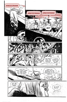 Santa vs. The Martians 1, P18 by edbrisson