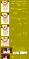 SAI Semi-Realistic Skin Coloring Tutorial Part 5 by Mikouchan