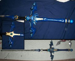 Umi's Sword Celes Finished by eclipsedsoul