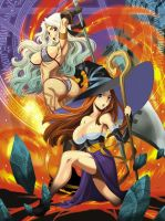 Dragon's Crown by yukiyanagi1111