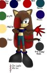 Sarah the Cat Ref by SarahtheCatlove