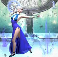 Queen Elsa by Chup-at-Cabra