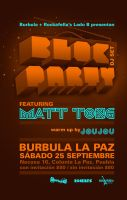 Bloc Party Poster by joumanji