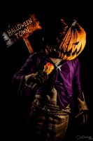 The Nightmare Before Christmas The Pumpkin King by shadow-wesker