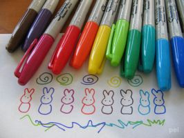 Sharpies by Across-the-Mersey