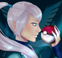 Blanche by emleedomo