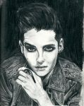 Bill Kaulitz by GPinos