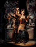 Night at the Steampunk Museum by thegryph