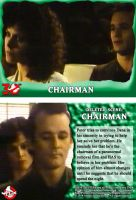 GHOSTBUSTERS 30TH ANNIVERSARY DELETED CHASE CARD 2 by WOLVERINE25TH