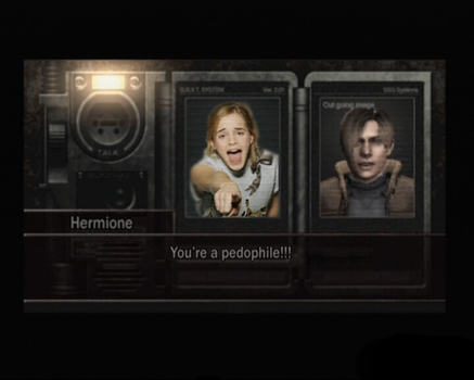 Leon Kennedy: Pedophile? by worthlesscrap