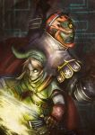 Link and Ganondorf by Jeex-Farfadet