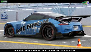 370Z Wennom Racing Edition by kairusevon