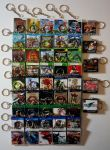 Videogames Keychains examples by Drevart