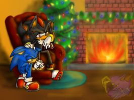 A Warming Christmas by SonicGirlGamer71551