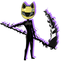 Celty by FalzonRF