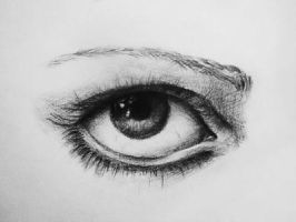 Eye by ScreamoPunkGirl