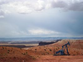 Uinta Oil Well by Shadow848327