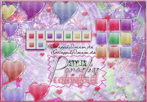 #ParadiseColorfoul[STYLES] by SoHappilyDream