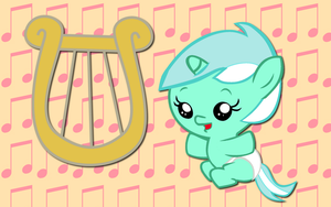 Baby Lyra WP by AliceHumanSacrifice0