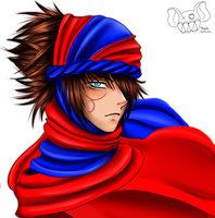 prince of persia: prince REDO by ShadeHellsing