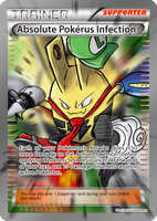 Pokerus FakeCard by Patrick-Theater