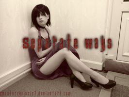 Ada Wong Separate Ways by MasterCyclonis1
