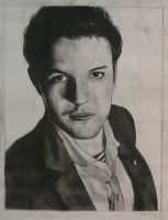 Brandon Flowers by musingbeats
