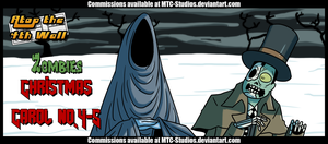 AT4W: Zombies Christmas Carol #4-5 by MTC-Studio