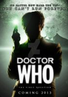 Doctor Who - The 50th Anniversary by dalekdom-fanart