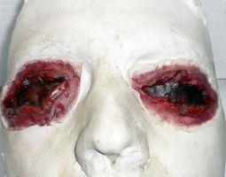 Gouge eye Prosthetic by Pure-Oxido