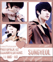 Sungyeol (INFINITE) - PHOTOPACK#02 by JeffvinyTwilight