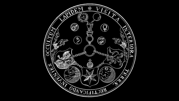 Alchemical Seal by saintabyssal