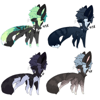 Punk adopts 4/4 open $ by FoxAesthetic