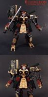 Custom ROTF Bludgeon by Unicron9