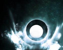 Black Hole by RAWRcrzy