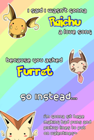 Ask Victini Makes Bad Puns by MewGlaceon