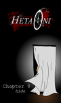 2p!HetaOni - Chapter 8 Title Page by OneRandomNameIndeed